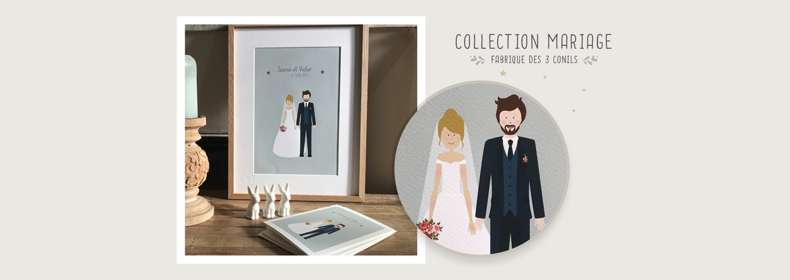 Collection mariage