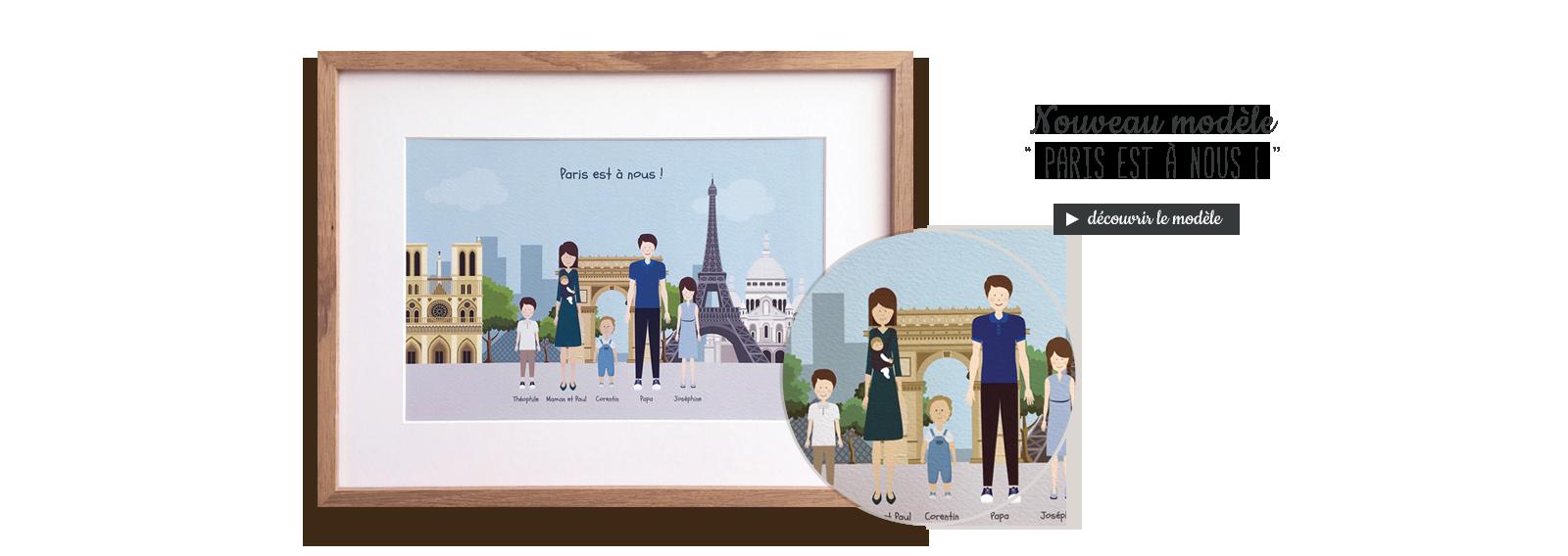 Nouveau modèle : Paris est à nous !
